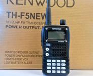 KENWOOD TH-F5 NEW